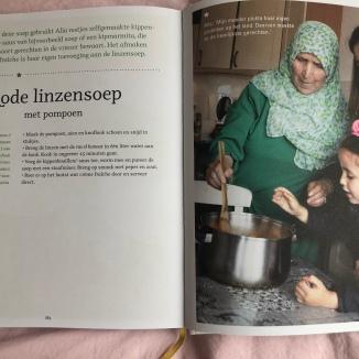 Foto uit kookboek Melk & Dadels