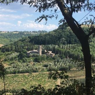 Foto van uitzicht Umbrië